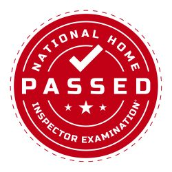 National Home Inspector Examination Logo